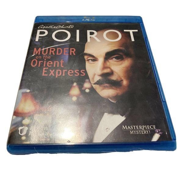 Agatha Christie Poirot Murder onthe Orient Express